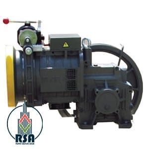 قیمت موتور آسانسور الکو پلاس 7.3 کیلووات