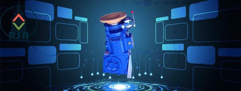 موتور آسانسور ساسی فرشباف 6.1KW