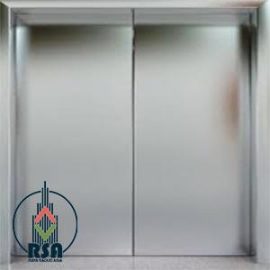 درب طبقه آسانسور یاران عرض 90