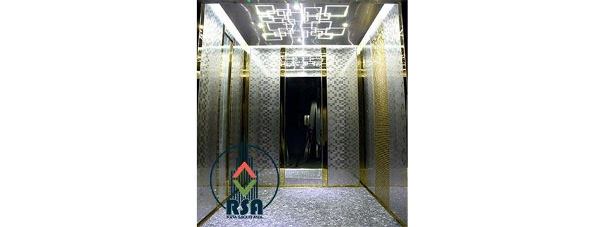 مدل های کابین آسانسور