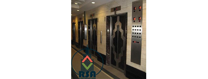 سرویس آسانسور پونک