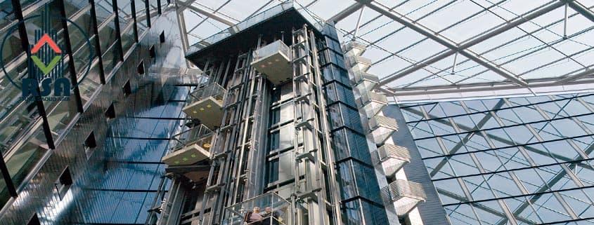 برندهای معروف آسانسور در ایران