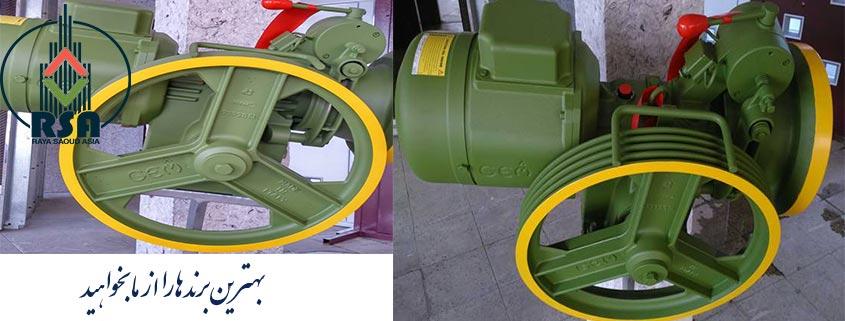 موتور آسانسور جم ایتالیا