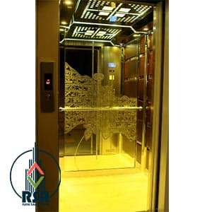 کابین آسانسور ترک