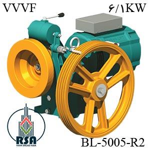موتور آسانسور بهران 3VF