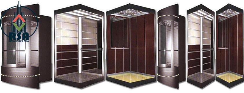 قیمت کابین آسانسور بهران