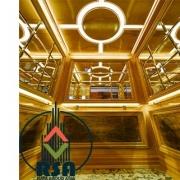 قیمت تزیینات داخلی کابین آسانسور
