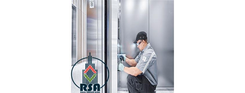 تعمیر کار آسانسور در تهران