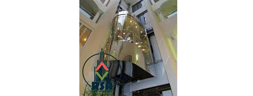بازرگانی سعید آسانسور قیمت
