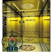 لیست نمونه طرح کابین آسانسور