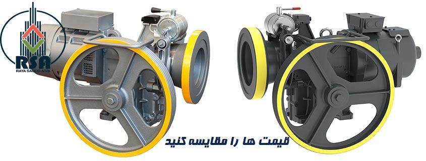 موتور آسانسور سیکور WSR