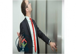 علت توقف آسانسور بین طبقات