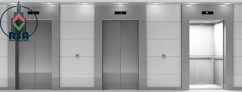 درب آسانسور یاران